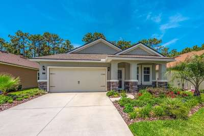 St Augustine Single Family Home Conting_accpt Backups: 441 Balearics Drive