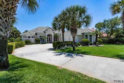 Palm Coast Single Family Home For Sale: 61 Island Estates