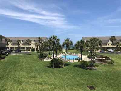 St Augustine Beach Condo For Sale: S 8550 A1a #330