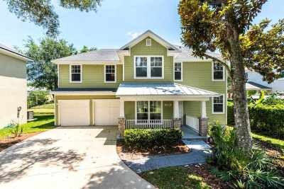 St Augustine Single Family Home For Sale: 1035 Saltwater Circle