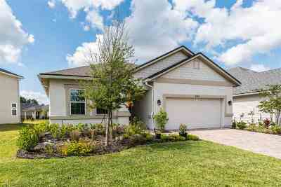 St Augustine Single Family Home For Sale: 444 Tumbled Stone Way