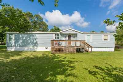 St Augustine Single Family Home For Sale: W 330 Circle Dr.