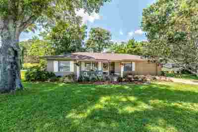 St Augustine Single Family Home For Sale: 974 Aurora Ave