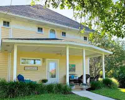 St Augustine Single Family Home For Sale: 330 Palmetto Road