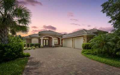 Palm Coast Single Family Home For Sale: E 41 Oak View Circle