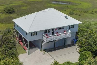 St Augustine Single Family Home For Sale: 3545 Coastal Hwy