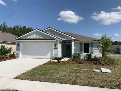 St Johns FL Single Family Home For Sale: $268,990