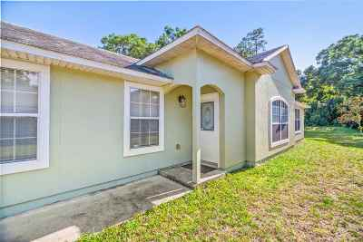St Augustine Single Family Home For Sale: N 641 Volusia Street