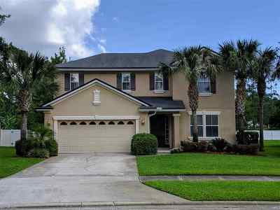 St Augustine Single Family Home For Sale: 188 Pine Arbor Circle