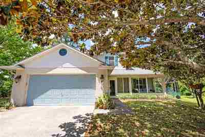 St Augustine Single Family Home For Sale: 200 Saint Thomas Street