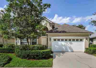 St Augustine Single Family Home For Sale: 304 Island Green Drive