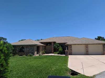 Palm Coast Single Family Home For Sale: 22 Fletcher Ct