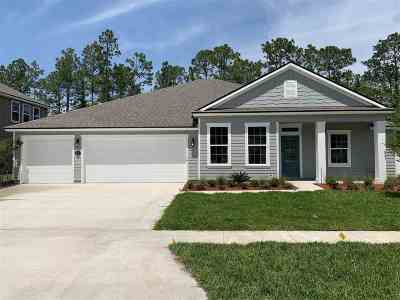 Saint Johns County Single Family Home For Sale: 633 Melrose Abbey Lane