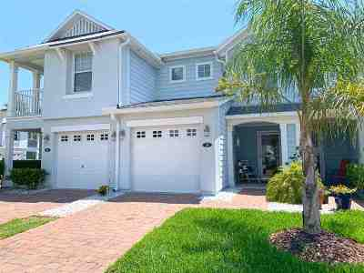 St Augustine Townhouse For Sale: 35 Islander Circle