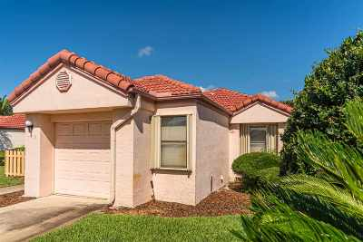 St Augustine Beach Single Family Home For Sale: 1715 Sea Fair Place