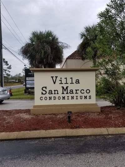 St Augustine FL Condo For Sale: $159,900