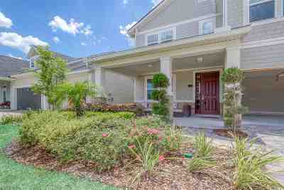 St Augustine Single Family Home For Sale: 65 Palisade Drive