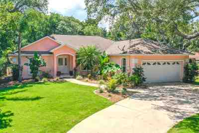 St Augustine Single Family Home For Sale: 1405 San Rafael Ct