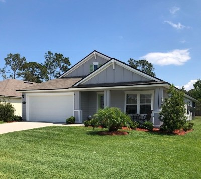St Augustine Single Family Home For Sale: 327 Deer Crossing Rd