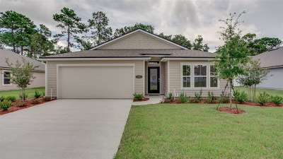 St Augustine FL Single Family Home For Sale: $295,990