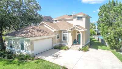 St Augustine FL Single Family Home For Sale: $589,900