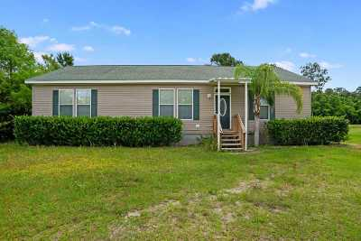 St Augustine FL Single Family Home For Sale: $225,000