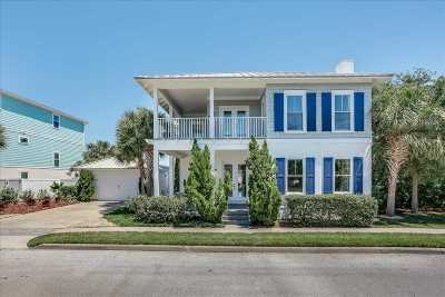 St Augustine FL Single Family Home For Sale: $629,000