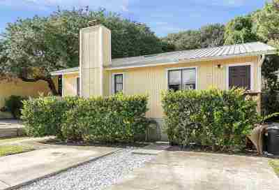 St Augustine Beach FL Multi Family Home For Sale: $349,900