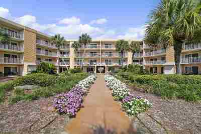St Augustine Beach FL Condo For Sale: $329,000