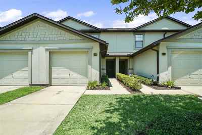 St Augustine Townhouse For Sale: 153 Merlot Way