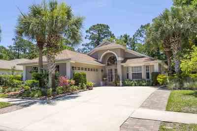 Palm Coast Single Family Home For Sale: 54 Shinnecock Dr