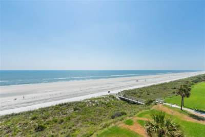 St Augustine Condo For Sale: 8000 A1a S. #506 #506
