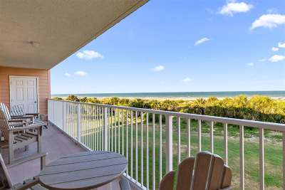 St Augustine Beach Condo For Sale: 4 Ocean Trace Rd 308 #308