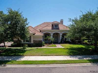 Palm Coast Single Family Home For Sale: 20 Ocean Oaks Lane