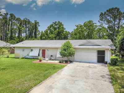 Palm Coast Single Family Home For Sale: 69 Perthshire Ln