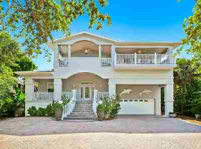 Ponte Vedra Beach Single Family Home For Sale: 148 Turtle Bay Lane