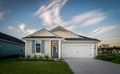 Saint Johns County Single Family Home For Sale: E 883 Watson Rd