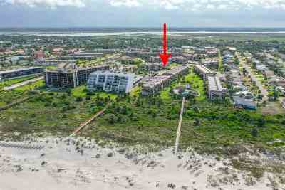 St Augustine Beach Condo Conting_accpt Backups: 4250 A1a S #H16