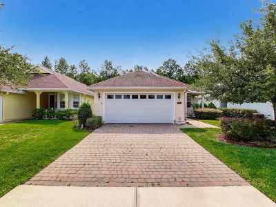 Cascades, Del Webb Ponte Vedra, Cascades At Wgv, Villages Of Seloy, Artisan Lakes Single Family Home For Sale: 746 Copperhead Circle