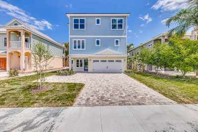 Saint Johns County Single Family Home For Sale: S 5554 A1a