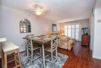 St Augustine Beach FL Condo For Sale: $275,000