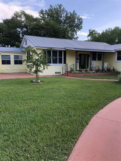 St Augustine Single Family Home For Sale: 26 Hildreth