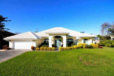Palm Coast Single Family Home For Sale: 3 Rollins Dunes Dr