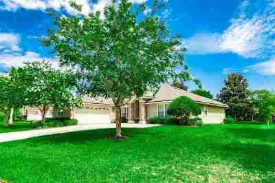 St Augustine Single Family Home For Sale: 1152 Sandlake Rd