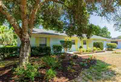 St Augustine Single Family Home For Sale: 950 Salzedo Ave