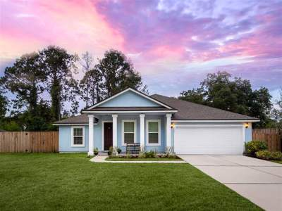 St Augustine FL Single Family Home For Sale: $374,900