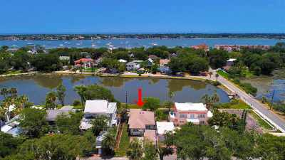 St Augustine FL Single Family Home For Sale: $564,900