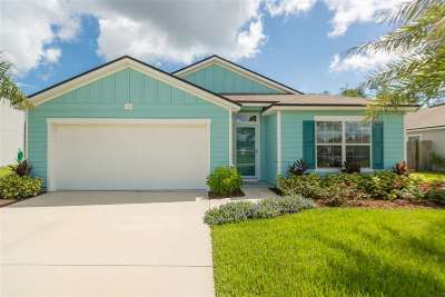 Single Family Home For Sale: 118 Green Palm Court
