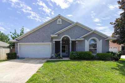 St Augustine FL Single Family Home For Sale: $263,900
