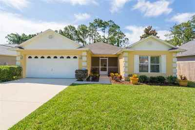 St Augustine FL Single Family Home For Sale: $328,000
